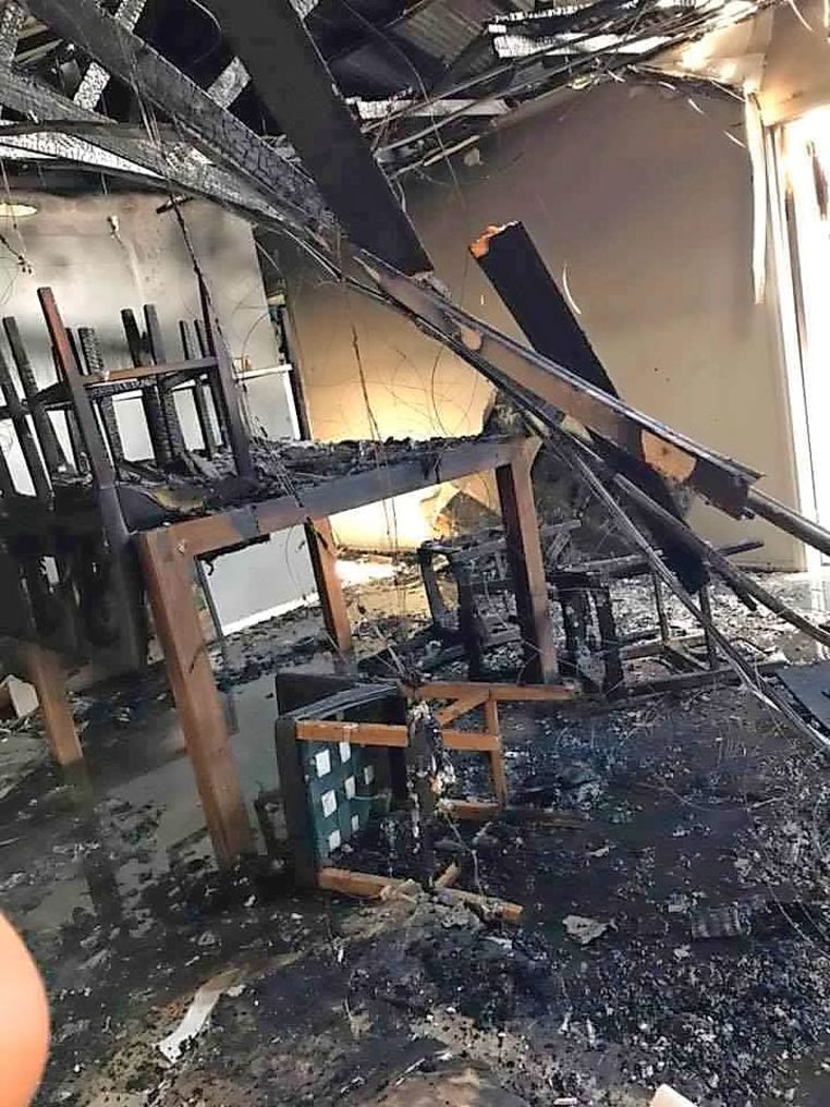 Darley House Fire Sparks Call for Donations