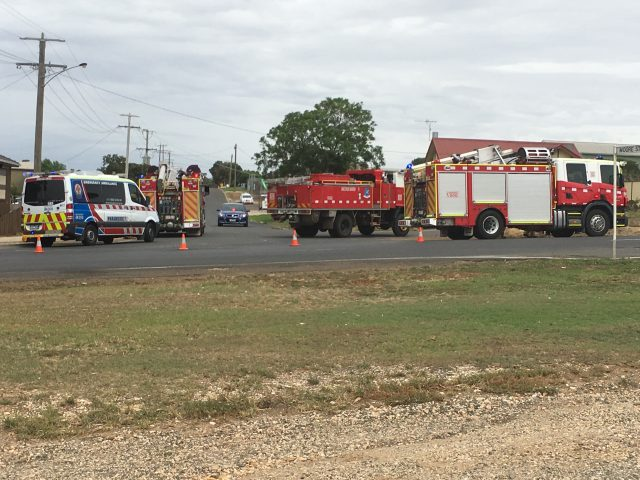 Teen Burned by Gas Explosion in Maddingley
