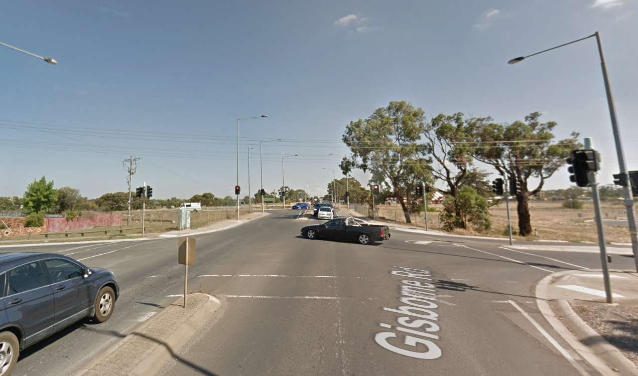 Busy Darley Intersection Gets Upgrade