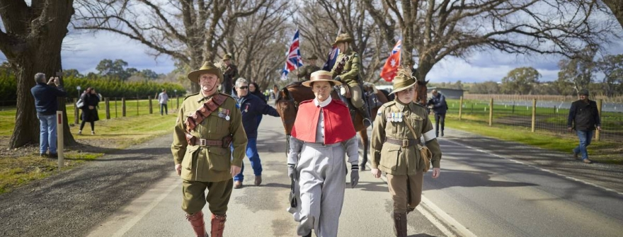 Bacchus Marsh Avenue of Honour Commemorations