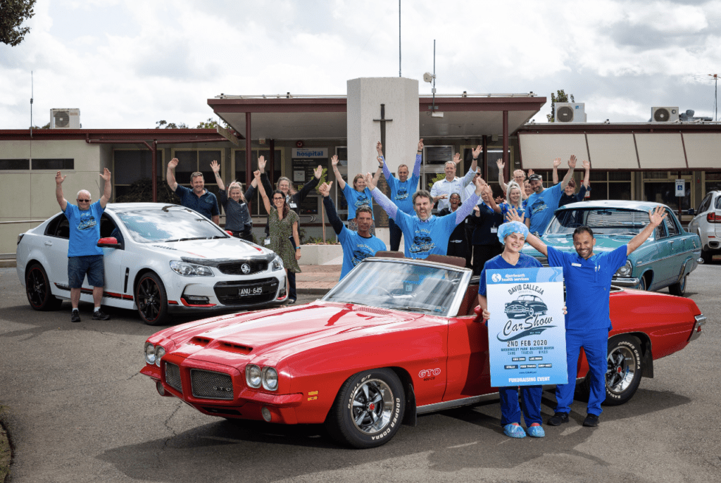 bacchus marsh car show event