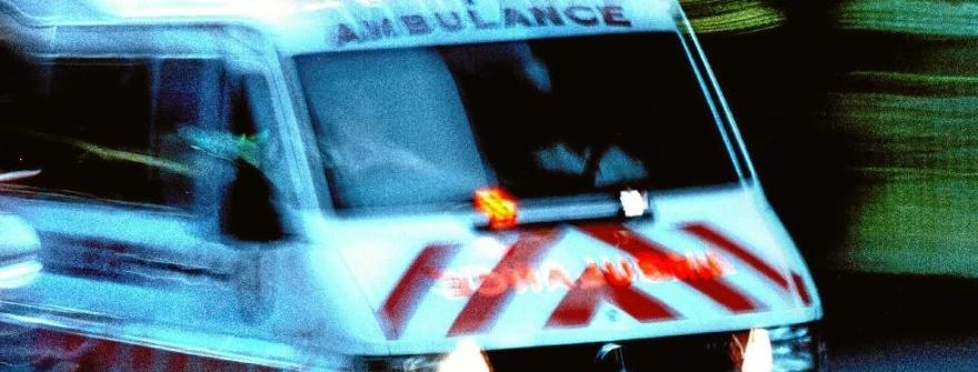 Pedestrian Hit by Car Outside Flanagans